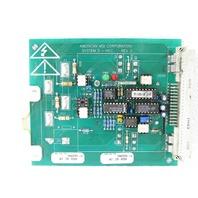 AMERICAN MSI 3000.020.085  HEATER CONTROL CARD