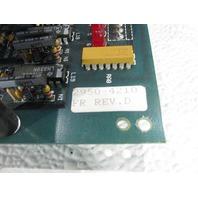 EMERSON  CONTROL TECHNIQUES 2950-4210 - LASER 2 CTRL BD