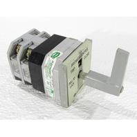 ELECTROSWITCH 20KD-50 BREAKER CONTROL
