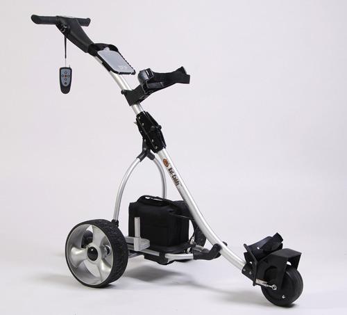 2015 Bat Caddy X3r Remote Control Electric Golf Bag Cart
