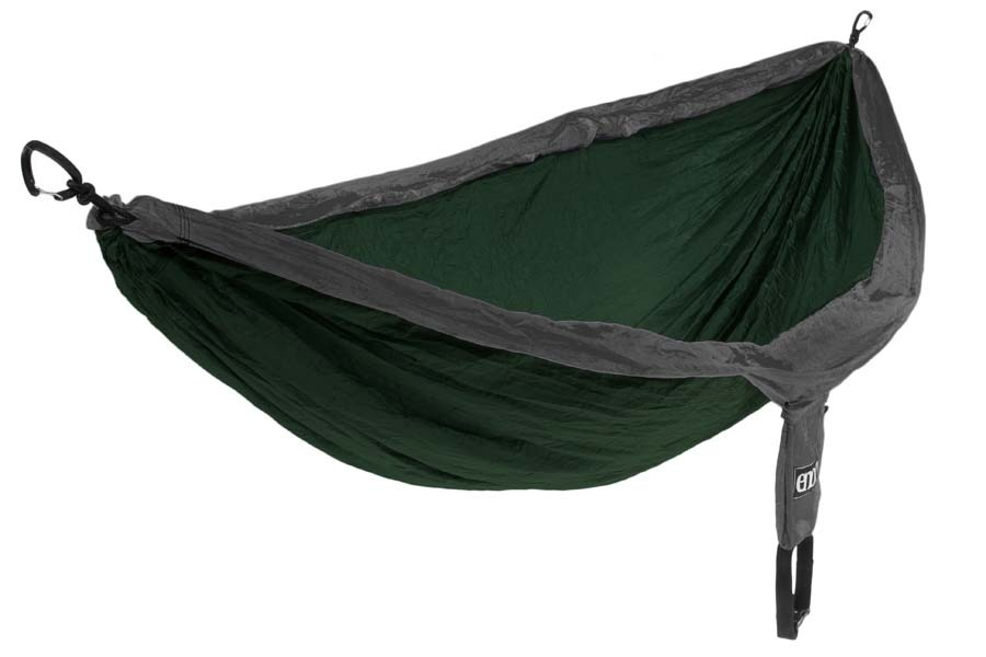 Eagles Nest Outfitters Eno Doublenest Hammock Forest Green