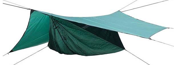 Hennessy Hammock Safari Deluxe Asym Classic Hammock Tent