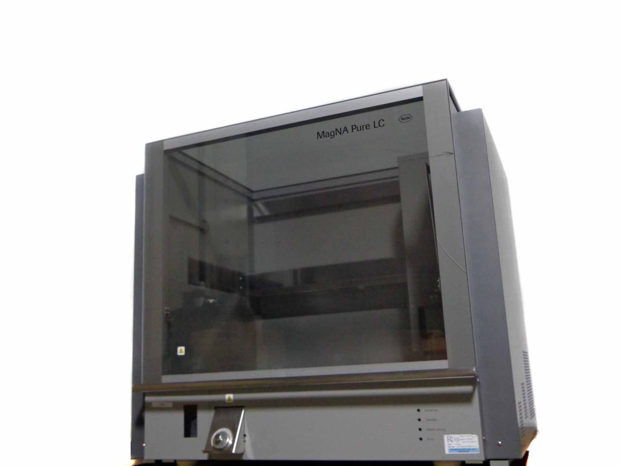 Roche Diagnostics GmbH MagNA Pure LC JE379 Nucleic Acid Prep CHROMATGRAPHY ISS006315