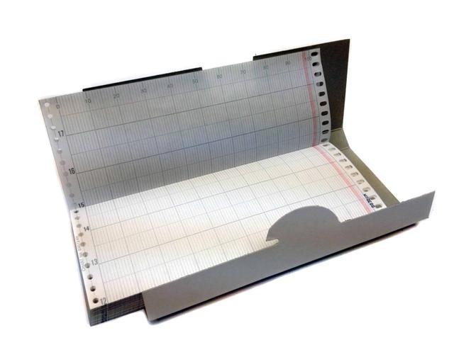 NEW YOKOGAWA Chart RECORDER B9573AN z-Folding FOLDING PAPER NIB