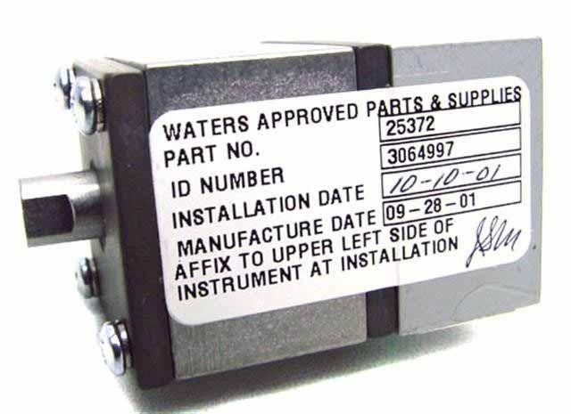 NEW Waters WAT077319 High Pressure Valve for 712 WISP NIB