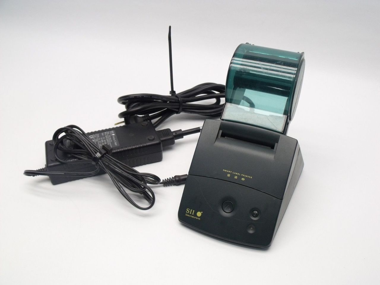 Seiko Sii Slp 220 Smart Thermal Label Printer Power