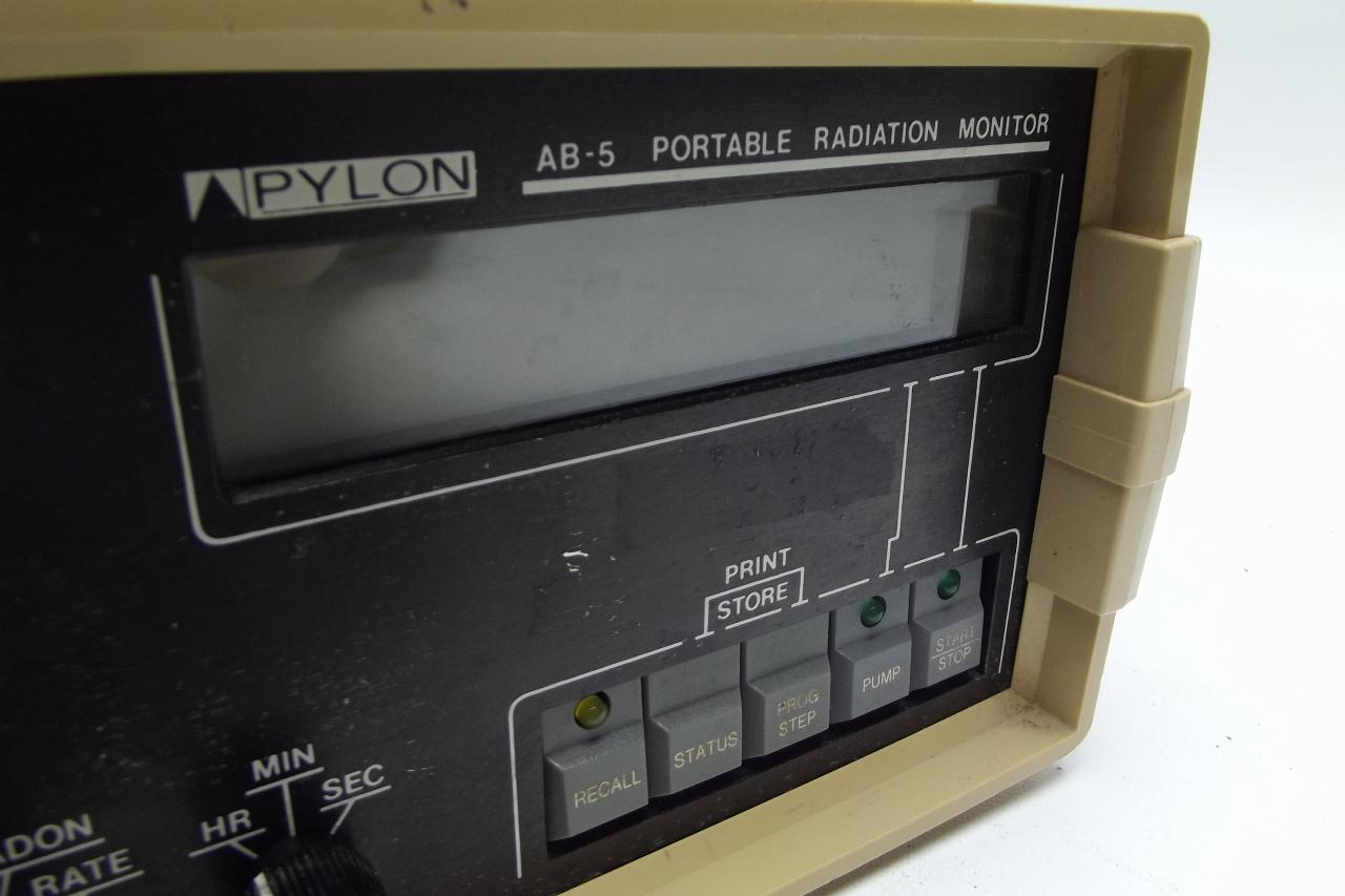 Pylon Ab 5 Radon Testing System With Pylon Cell Model Cprd