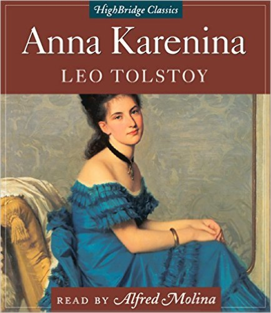 a book report on leo tolstoys novel anna karenina Today we will share the download link of the anna karenina book it was a wonderful novel by the great russian author leo tolstoy.