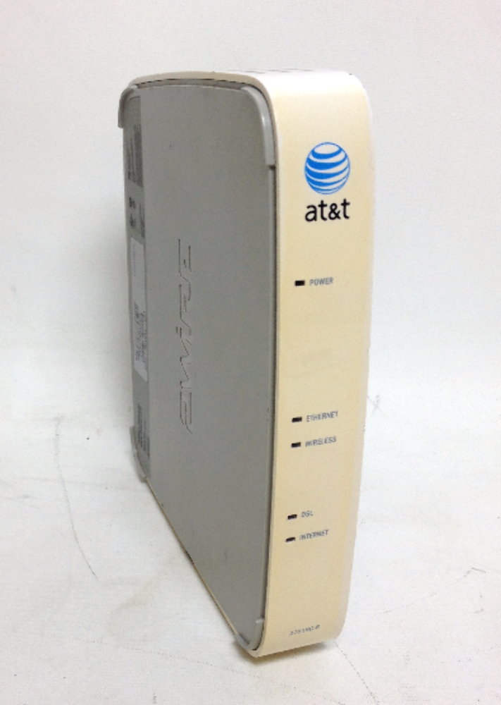 2701HG-B 2Wire Gateway AT&T Wireless Router Modem | Indy Surplus Store