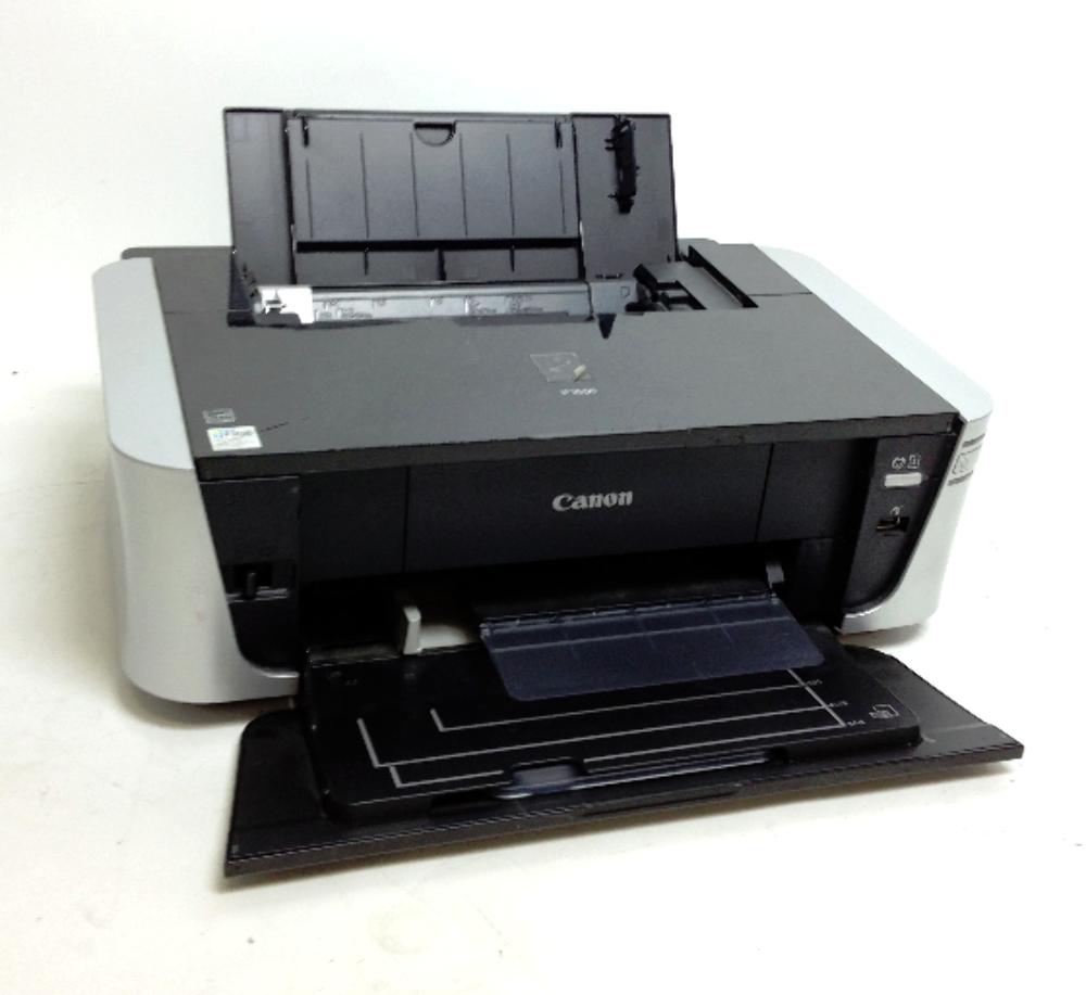 Digital Inkjet Printing : Canon pixma ip digital photo inkjet printer as is