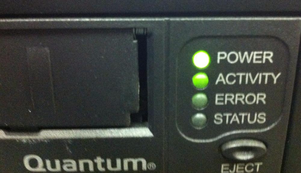 Quantum LTO 3 Ultrium LTO 3 Tape Driver | Indy Surplus Store