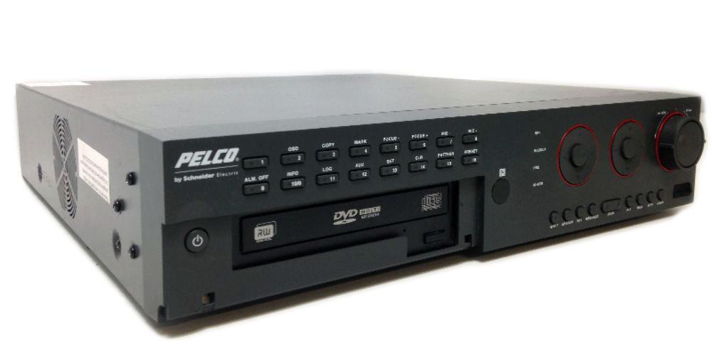 Pelco Dvr Hvr Hybrid Video Recorder Dx4816 New 2tb