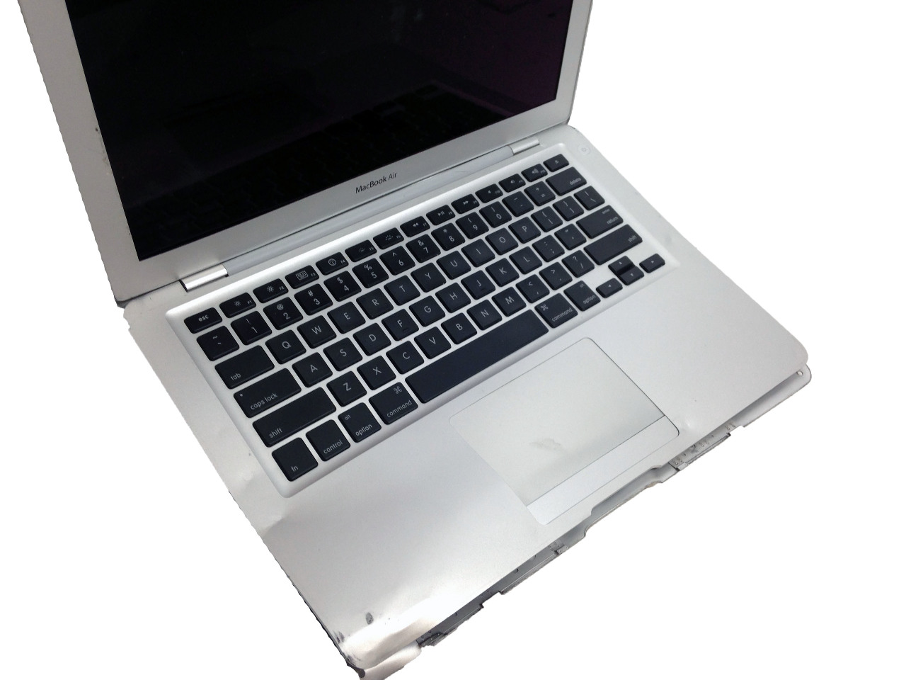 apple macbook air 13 inch for parts only. Black Bedroom Furniture Sets. Home Design Ideas