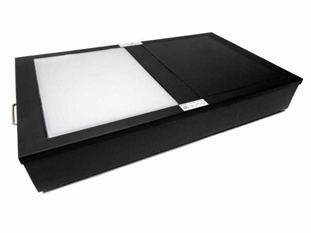 SERi Serological Research Institute E019 UV Dual Light Table VISIBLE Light