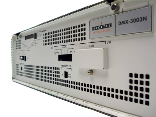 ALCATEL Network Systems DMX-3003N TeleCommunications Equip DIGITAL Multiplexer