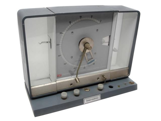 FPE Federal Pacific Electric Precision Balance model LG 709111 500 MILLIGRAMS