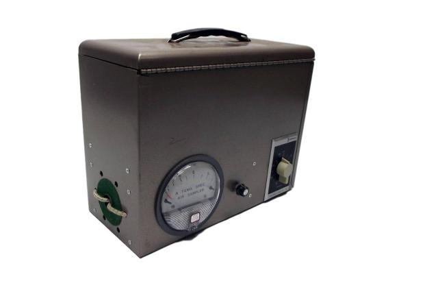 TCS Industries EAS-10017 FEMA Spec AIR Sampler AIR Sampling Device