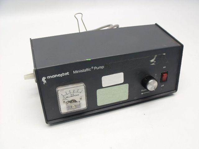 Manostat 72-100-000 Ministaltic 115V .4A Pump