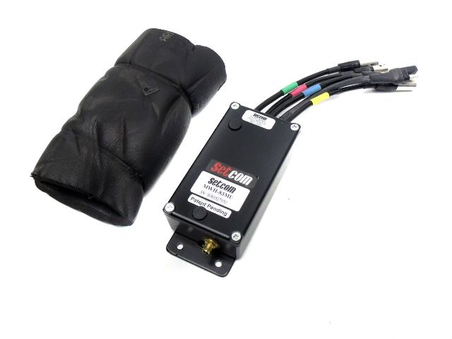 Setcom Liberator MWH-83MU Wireless Motorcycle Control Head for Radio Kit