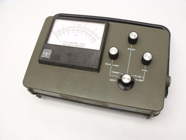 YSI Model 54A Dissolved Oxygen Meter
