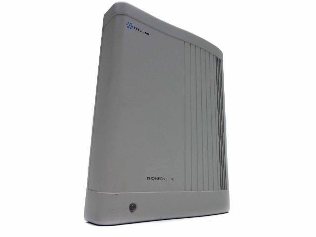 TELULAR PhoneCell SX FIXED Wireless TERMINAL w/ NEW POWER SUPPLY 1C02A083-B