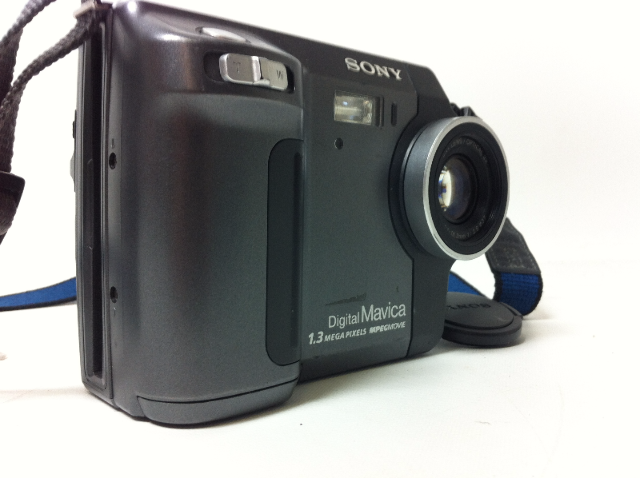 SONY MVC-FD85 Digital Mavica 1.3 Mega Pixels MPEGMOVIE