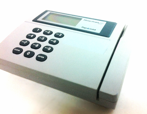 Pyramid Automated Time Clock System TT950S