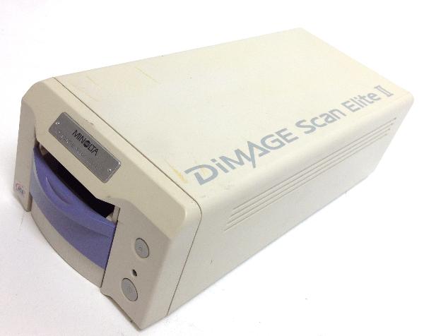 MINOLTA Dimage Scan Elite II Film and Slide Scanner AF-2920