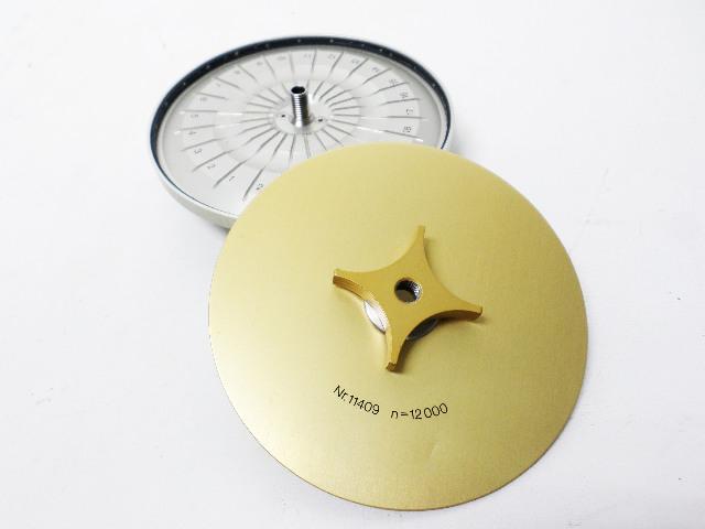 a Sigma Nr.11409 n=12000 Centrifuge Rotor