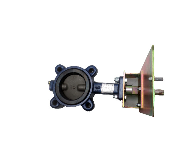 "NEW 3-1/2"" OKM Butterfly Valve"