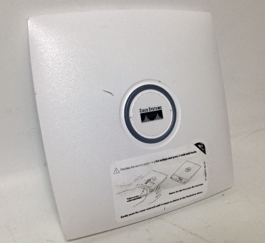 Cisco Systems AIR-LAP1131AG-A-K9 Wireless Access Point