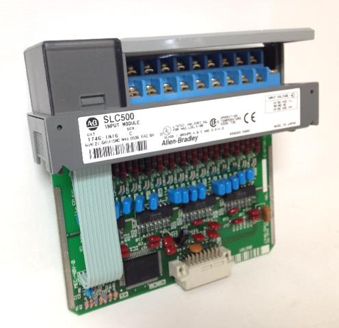 Allen Bradley SLC 500 Input Module 1746- IN16