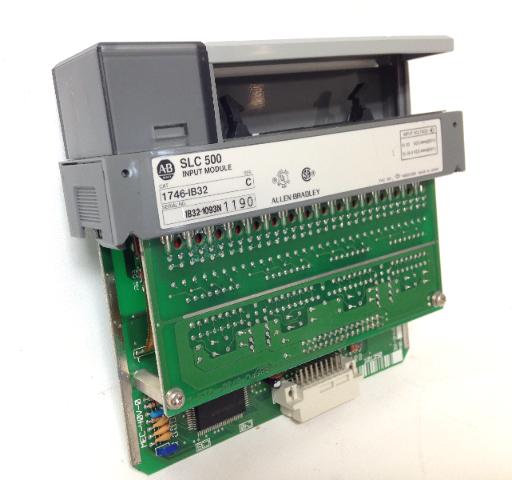 Allen Bradley SLC 500 Input Module 1746- IB32