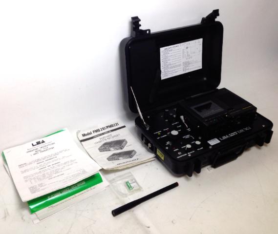 PMD 201 6305 LEA Marantz Tackle Recording System