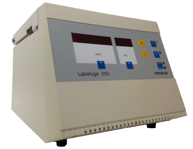 Kendro Labofuge 200 Heraeus Digital Tabletop Lab Centrifuge
