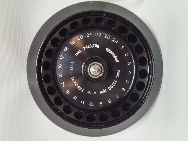 Eppendorf F45-24-11 24X3.75g 13200RPM Micro Centrifuge Rotor
