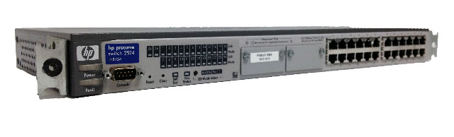 HP J4813A Procurve SW 2524 24 Port Managed Ethernet Switch
