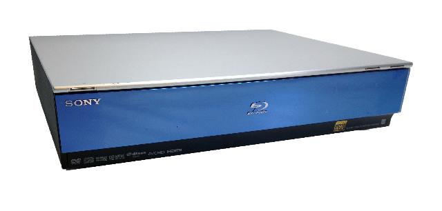 Sony Blu-ray Disc Player BDP-S2000ES Full HD 1080