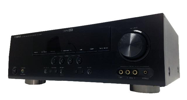 Yamaha RX-V365 100W 5.1-Channel AV Digital Home Theater Receiver