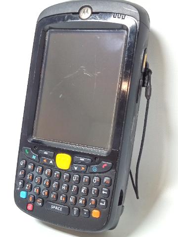 SYMBOL MOTOROLA MC5590-P30DUQQA9WR 2D BARCODE (SE4500) QWERTY 128/512 WIFI MC55