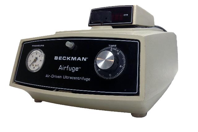 Beckman Airfuge Air-Driven Ultra Centrifuge 350624