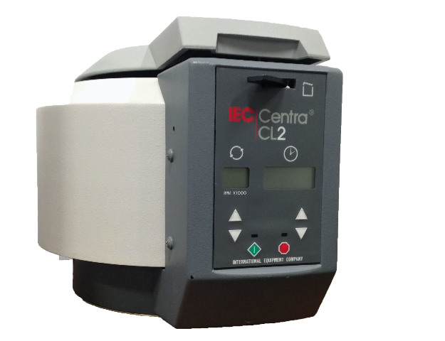 IEC CENTRA CL2 CENTRIFUGE