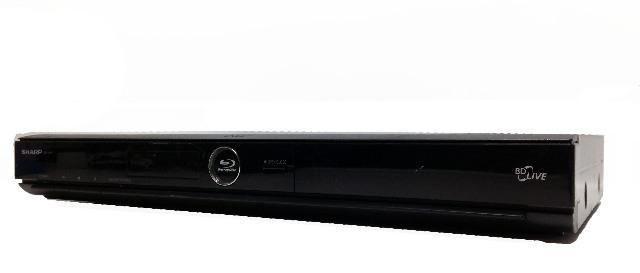 Sharp Aquos BD-HP17U Blu-Ray Disc DVD Player HDMI