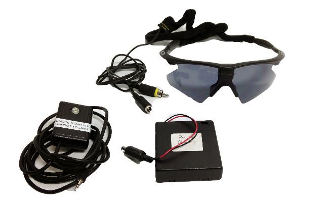 Oakley Spy Glasses Eyewear Recording DVR Hidden Sunglasses Recorder