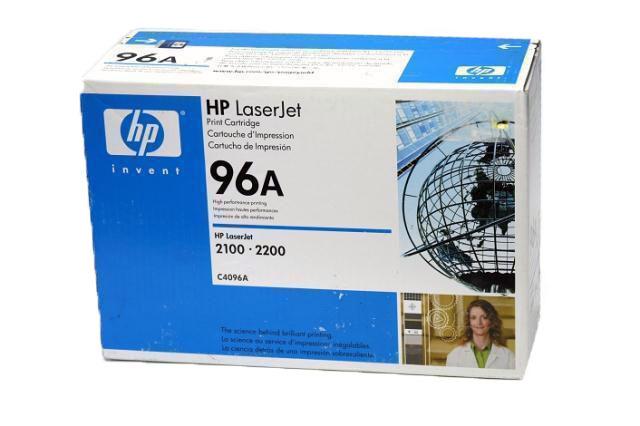 HP Laserjet Printer Cartridge 96A C4096A For Printer Series 2100/2200