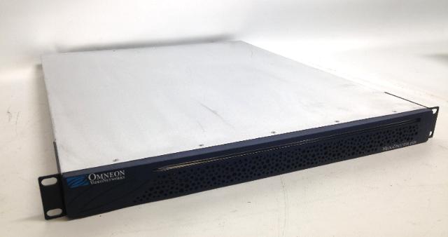 Omneon Video Networks Media Director 2101 Control Server