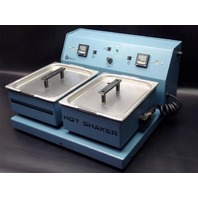 BellCo Dual Pan Hot Shaker Cat No. 7746-32110 HotShaker DUAL Pan HOT BATH LAB