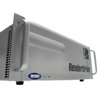 RenderDrive RD3000 from ART 3D Rendering Technology w/ Disc & 30 DAY WARRANTY