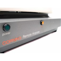 CORNING Remote HotPlate w/ Corning REMOTE Fisher SCIENTIFIC HEAVY DUTY GUARANTEE