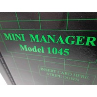 CASH Card LOADER ITC Systems Mini MANAGER 1045 POS CASH LOADING MiniManager